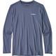 Patagonia R0 Sun Longsleeve Shirt Men blue